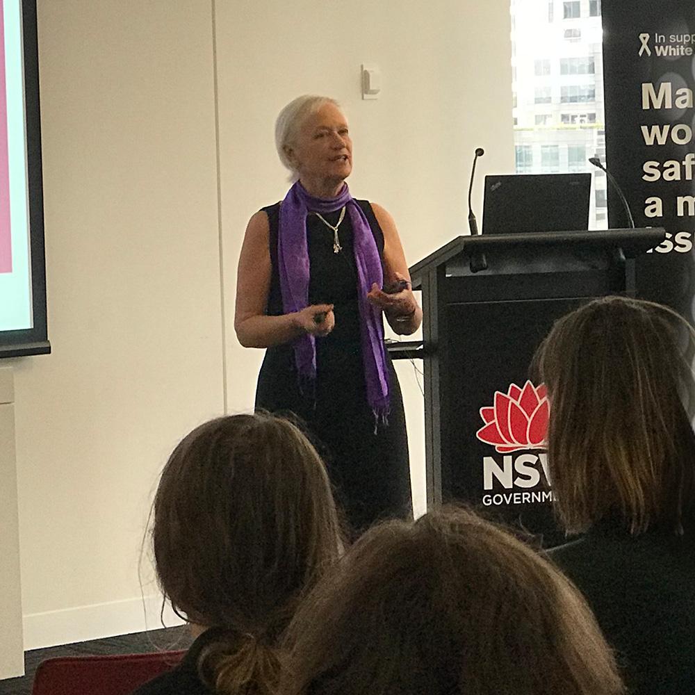 Diana Ryall diversity presentation