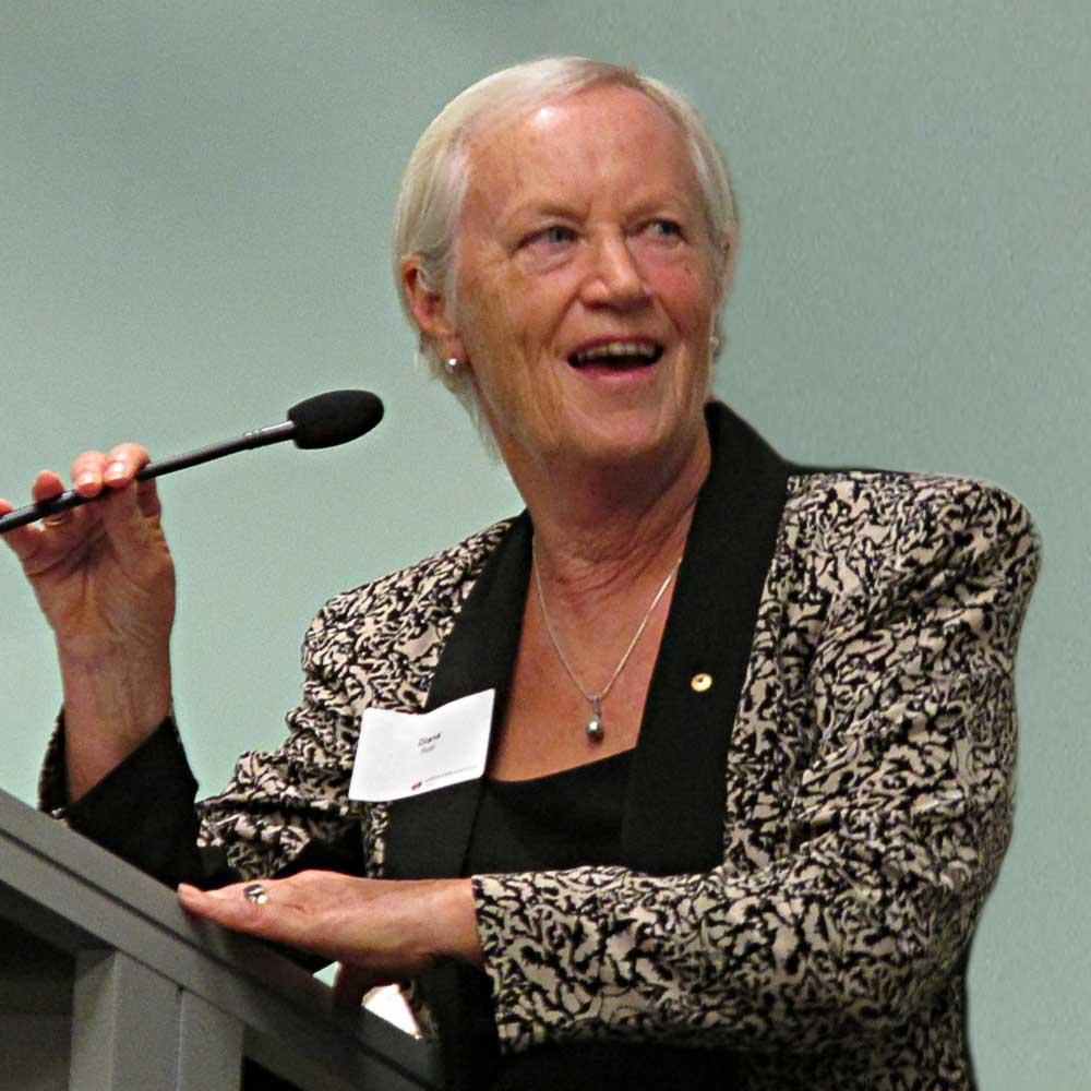 Diana Ryall keynote speaker